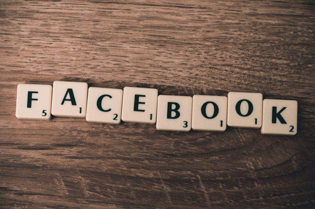 facebook, scrabble, advertising